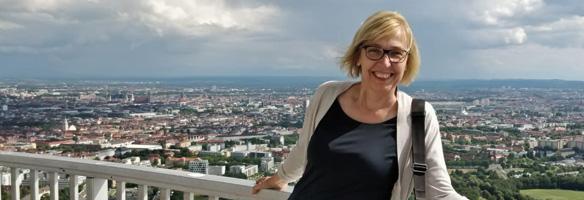 Petra Mitlöhner in München