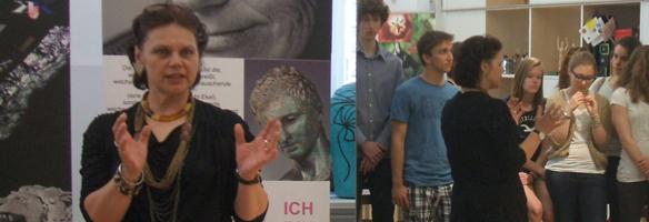 Margarete Fujii-Zelenak - Austellungspräsentation