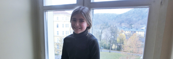 Emma Halder, 1b