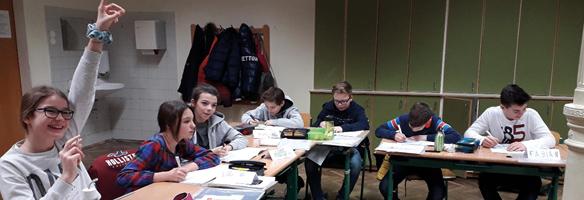 English in Action - Kleingruppen